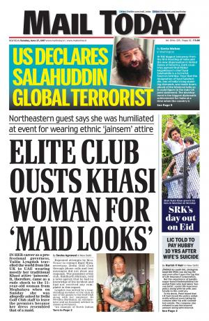 Mail Today June 27, 2017