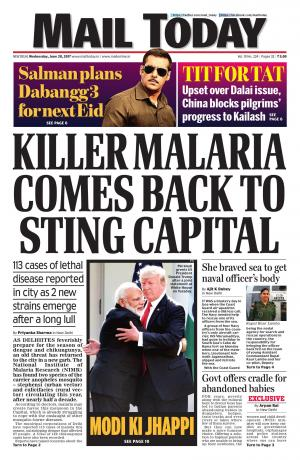 Mail Today June 28, 2017