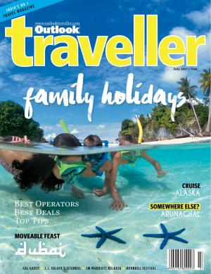 Outlook Traveller, July 2017