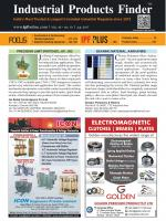 Industrial Products Finder