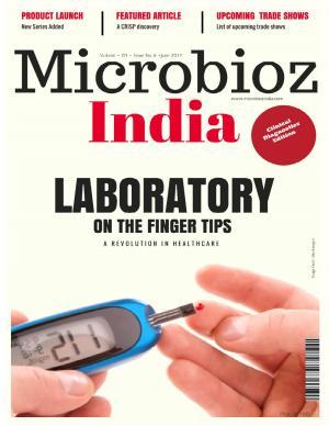 Microbioz India, June 2017