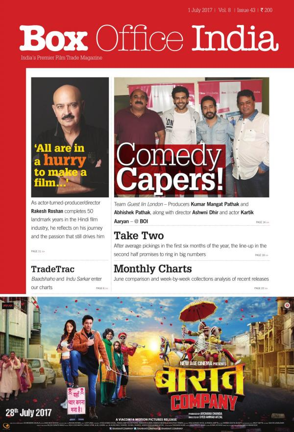 Box Office India e-magazine in English by Box Office India