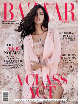 Harpers Bazaar India- July-August 2017