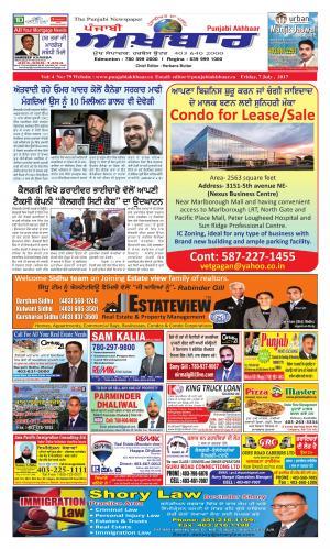 Calgary Issue
