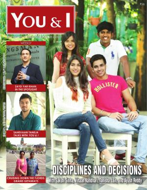 July 10, 2017- Issue-24 School Issue You & I