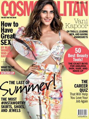 Cosmopolitan - July 2017