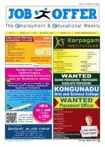 JOB OFFER MAGAZINE
