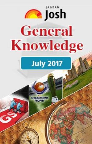 General Knowledge July 2017 eBook