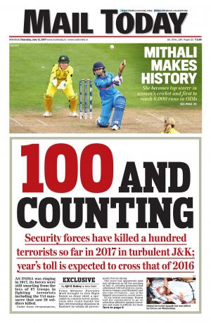Mail Today Issue July 13, 2017
