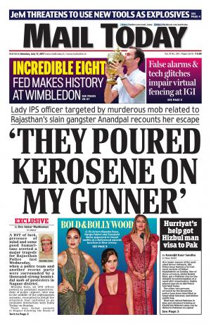 Mail Today issue, July 17, 2017