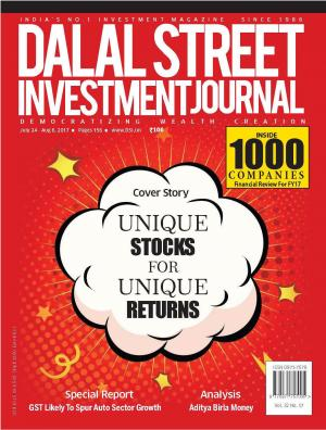 Dalal Street Investment Journal, Volume 32 Issue no 17, July 24 , 2017