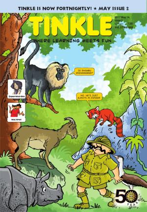 TINKLE MAY 2017  ISSUE 2