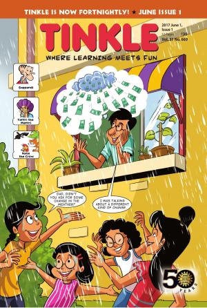 TINKLE JUNE 2017  ISSUE 1