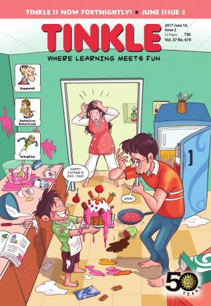 TINKLE JUNE 2017  ISSUE 2