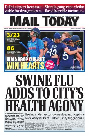 Mail Today July 24, 2017