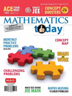 Mathematics Today- August 2017