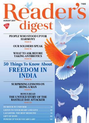 Reader's Digest- August 2017
