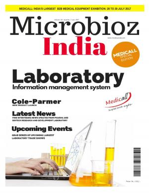 Microbioz India,July 2017