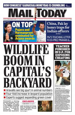 Mail Today issue August 4, 2017