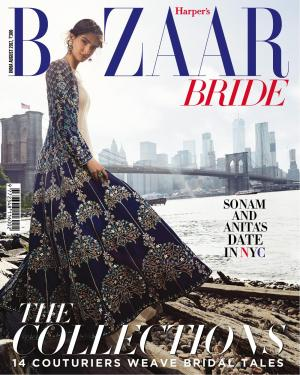 Harpers Bazaar Bride- August 2017