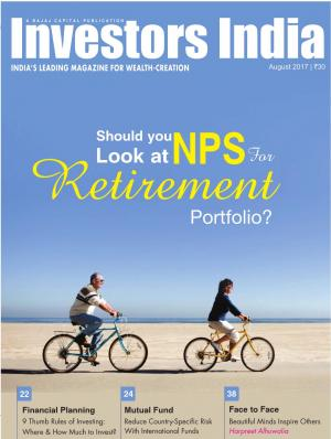 SHOULD YOU Look at NPS For Retirement Portfolio?