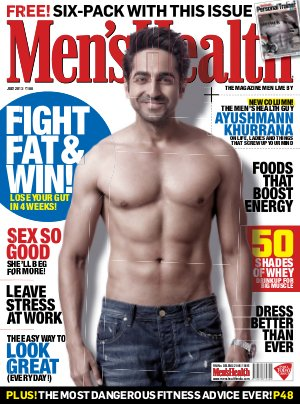 Men's Health-July 2013 - Read on ipad, iphone, smart phone and tablets.