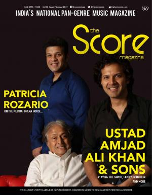 The Score Magazine August 2017 Issue!