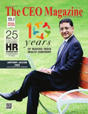 The CEO Magazine, HR Consultants, Special Edition August 2017