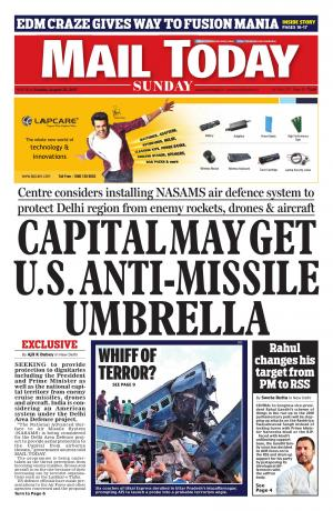 Mail Today issue, August 20, 2017