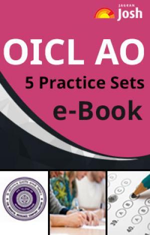 OICL AO Prelims Practice Sets e-Book