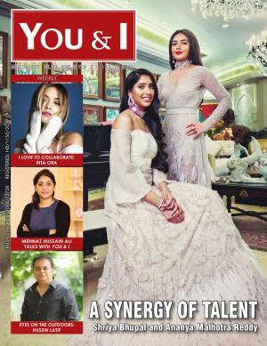 August 21, 2017- Issue-30  Shriya Bhupal and Ananya Malhotra Reddyaugust Cover