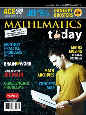 Mathematics Today- September 2017
