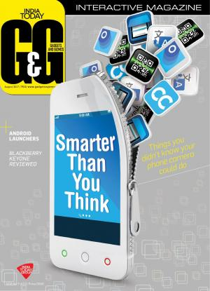 Gadgets and Gizmos-August 2017