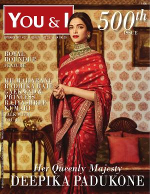 September-2017, Issue 31- Deepika Padukone-500th Issue