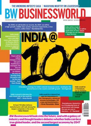 India@100