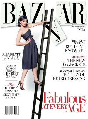Harper's Bazaar-July-August 2013 - Read on ipad, iphone, smart phone and tablets.