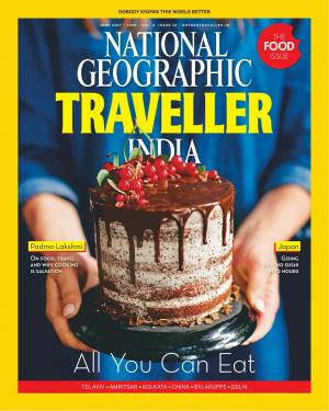 National Geographic Traveller India - June 2017 • Vol 5 • Issue 12