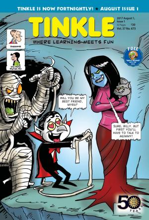 TINKLE AUGUST ISSUE 1