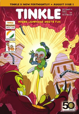 TINKLE AUGUST 2017  ISSUE 2