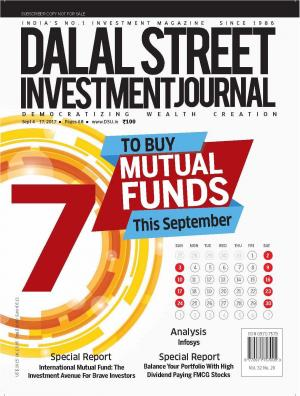 Dalal Street Investment Journal, Volume 32 Issue no 20 September 17th, 2017