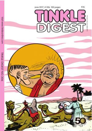 Tinkle Digest June 2017