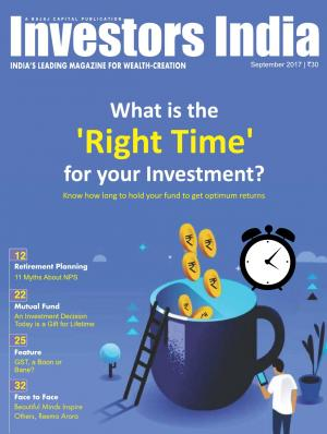 What is the 'Right Time' for your Investment?