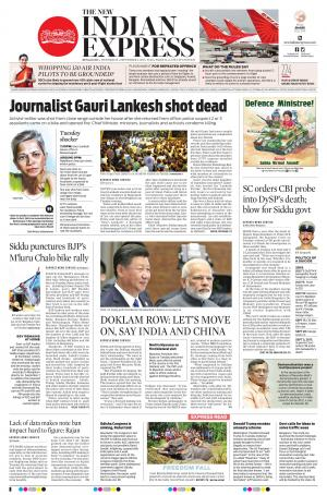 The New Indian Express-Bengaluru