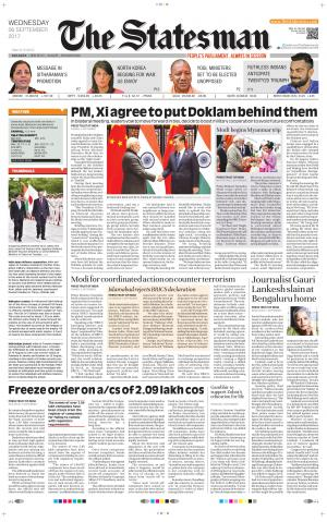 Kolkata - The Statesman