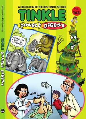 TINKLE DOUBLE DIGEST 163