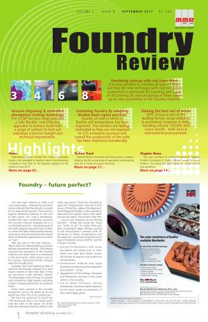 Foundry Review - September 2017