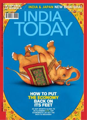 India Today -18th September 2017