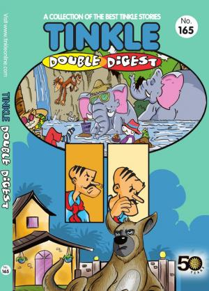 TINKLE DOUBLE DIGEST 165