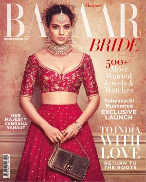 Harpers Bazaar Bride- September 2017