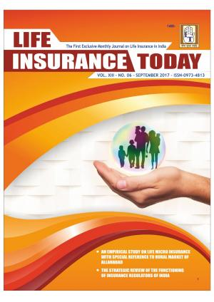 LIFE INSURANCE TODAY